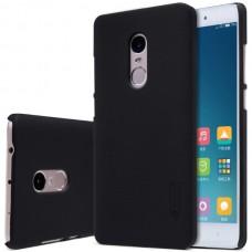 Jual Nillkin Frosted Hard Case Xiaomi Redmi Note 4 (Mediatek) Black Indonesia Original Harga Murah