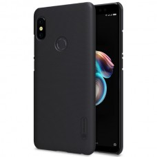 Jual Nillkin Frosted Hard Case Xiaomi Redmi Note 5 / Note 5 Pro Black Indonesia Original Harga Murah