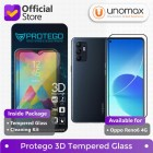 Tempered Glass Oppo Reno6 4G / Reno 6 4G Protego 3D Full Cover Screen Protector