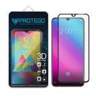 Protego 3D Vivo V11 Pro Full Cover Tempered Glass Screen Protector - Black