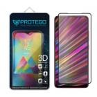 Protego 3D Vivo V15 Pro Full Cover Tempered Glass Screen Protector - Black