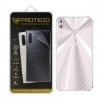 Back Protector Asus Zenfone 5 / 5z (2018) Protego - Carbon Clear