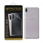 Back Protector Asus Zenfone Max Pro (M1) Protego - Carbon Clear