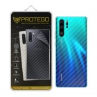 Back Protector Huawei P30 Pro Protego - Carbon Clear