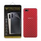 Back Protector Oppo A1k Protego - Carbon Clear