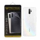 Back Protector Oppo A5 2020 Protego - Carbon Clear