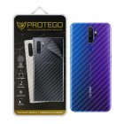 Back Protector Oppo A9 2020 Protego - Carbon Clear