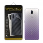 Back Protector Oppo F11 Protego - Carbon Clear