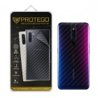 Back Protector Oppo F11 Pro Protego - Carbon Clear