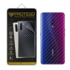 Back Protector Oppo K3 Protego - Carbon Clear