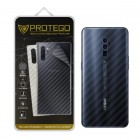 Back Protector Oppo Reno 10x Zoom Protego - Carbon Clear