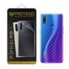 Back Protector Realme 3 Pro Protego - Carbon Clear