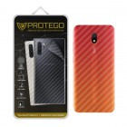 Back Protector Xiaomi Redmi 8A Protego - Carbon Clear