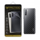 Back Protector Oppo Reno3 / Reno 3 Protego - Carbon Clear