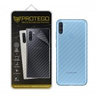 Back Protector Samsung Galaxy A11 Protego - Carbon Clear