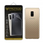 "Back Protector Samsung Galaxy A8 2018 (5.6"") Protego - Carbon Clear"