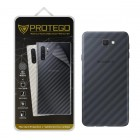 Back Protector Samsung Galaxy J7 Prime Protego - Carbon Clear