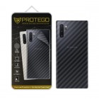 "Back Protector Samsung Galaxy Note10 / Note 10 (6.3"") Protego - Carbon Clear"