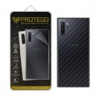 "Back Protector Samsung Galaxy Note10+ / Note 10 Plus (6.8"") Protego - Carbon Clear"