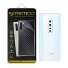 Back Protector Vivo V17 Pro Protego - Carbon Clear