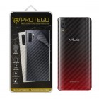 Back Protector Vivo V11 Pro Protego - Carbon Clear
