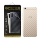 Back Protector Vivo V5 Protego - Carbon Clear