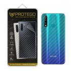 Back Protector Vivo Z1 Pro Protego - Carbon Clear