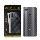 Back Protector Xiaomi Mi 8 Youth / Mi8 Lite Protego - Carbon Clear