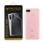 Back Protector Xiaomi Redmi 6 Protego - Carbon Clear