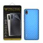 Back Protector Xiaomi Redmi 7A Protego - Carbon Clear