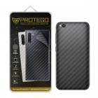 Back Protector Xiaomi Redmi Go Protego - Carbon Clear