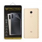 Back Protector Xiaomi Redmi Note 4X (Snapdragon) Protego - Carbon Clear