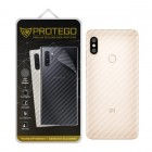 Back Protector Xiaomi Redmi Note 5 / Note 5 Pro Protego - Carbon Clear