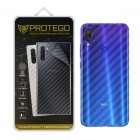 Back Protector Xiaomi Redmi Note 7 / Note 7 Pro Protego - Carbon Clear