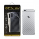 Back Protector iPhone 6 / 6s Protego - Carbon Clear