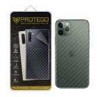 "Back Protector iPhone 11 Pro Max (6.5"") Protego - Carbon Clear"