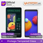 Tempered Glass Samsung Galaxy A01 Core Protego Screen Protector