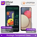 Tempered Glass Samsung Galaxy A02s Protego Screen Protector