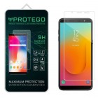 Protego Samsung Galaxy J8 Tempered Glass Screen Protector