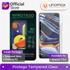Tempered Glass Realme 7 Pro Protego Screen Protector