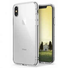 Jual Rearth iPhone X Case Ringke Fusion - Clear Indonesia Original Harga Murah