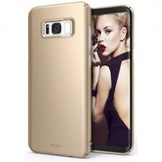 """Jual Rearth Samsung Galaxy S8+ / S8 Plus (6.2"""") Case Ringke Slim - Royal Gold Indonesia Original Harga Murah"""
