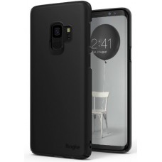 "Jual Rearth Samsung Galaxy S9 (5.8"") Case Ringke Slim - Black Indonesia Original Harga Murah"