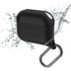 Case Apple AirPods Pro Spigen Slim Armor IP Waterproof - Black