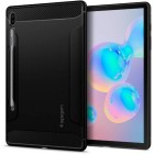 Case Samsung Galaxy Tab S6 Spigen Rugged Armor - Matte Black