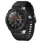 Spigen Samsung Galaxy Watch 46mm / Gear S3 Frontier Case Liquid Air Black