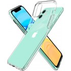 "Case iPhone 11 (6.1"") Spigen TPU Liquid Crystal - Clear"