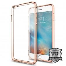 Jual Spigen iPhone 6 Plus / 6s Plus Case Ultra Hybrid Rose Gold Indonesia Original Harga Murah