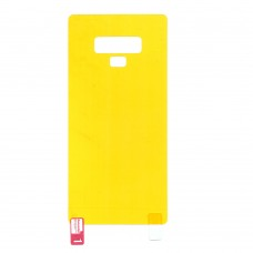 Jual T-MAX Curved TPU Full Cover Back Protector for Samsung Galaxy Note9 / Note 9 - Clear Indonesia Original Harga Murah