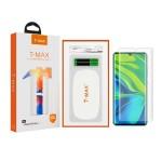 Tempered Glass Xiaomi Mi CC9 Pro / Mi Note 10 / Mi Note 10 Pro T-MAX UV FULL GLUE Screen Protector